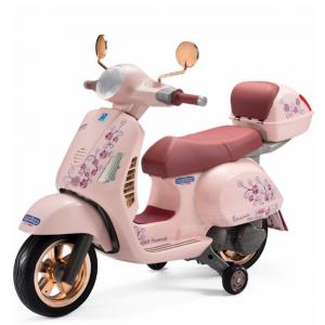 Peg Perego Vespa 儿童电动摩托车 @ Albee Baby