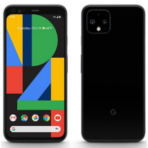 Google Pixel 4 64GB Unlocked Phone for $699 @Amazon
