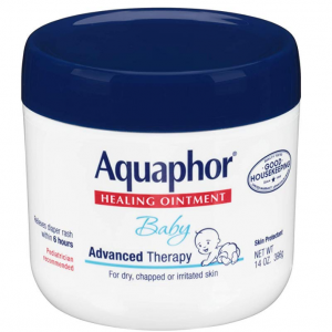 Aquaphor Baby Healing Ointment Advanced Therapy Skin Protectant @ Amazon
