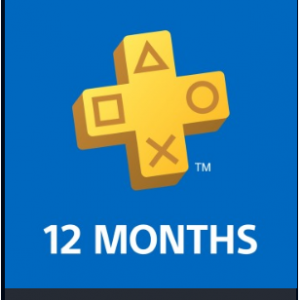 PlayStation®Plus: 12 Month Membership for £24.99 @PlayStation Store