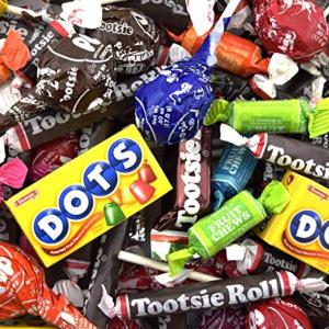 Tootsie Roll 糖果 5磅综合大包装