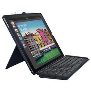 Logitech Slim Combo iPad Pro 12.9 inch Keyboard Case @ Amazon