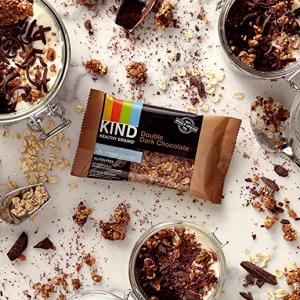 KIND 双重黑巧克力坚果能量棒 1.2oz 40条