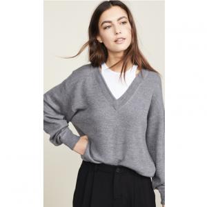 Alexanderwang.t Bi-Layer V Neck Sweater @Shopbop