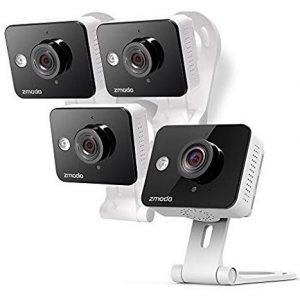 Zmodo Wireless Two-Way Audio HD Home Security Camera 4-Pack @ woot!