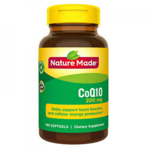 Costco Nature Made 輔酶-Q10 200 mg 140粒大促