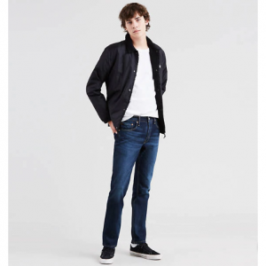 Levis 官网第二件半价,收男女热销牛仔裤