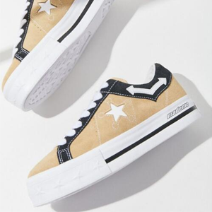 Converse One Star Platform Wood Ash White Black X Made Me Sale @Office Shoes