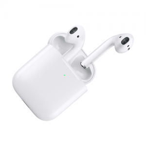 Apple AirPods with Wireless Charging Case (Latest Model) @Walmart