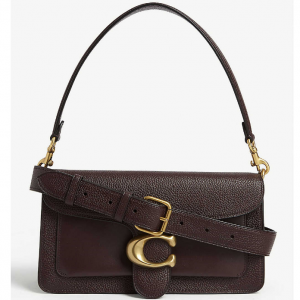 COACH Tabby Leather Shoulder Bag @ Selfridges