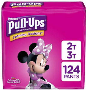 Pull-Ups Learning Designs Potty Training Pants Sale @ Amazon
