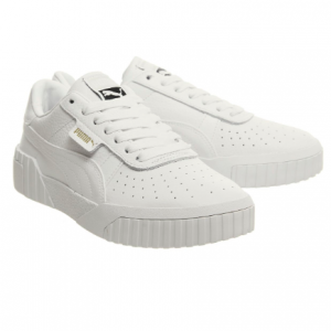 Puma Cali Trainers Puma White Puma White Sale @Office UK
