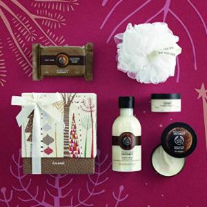 The Body Shop Coconut Festive Picks Small Gift Set @ Amazon