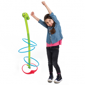 Spin Master Games 毛毛虫款儿童套圈玩具套装 @ Walmart