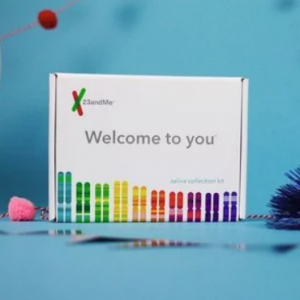23andMe Health + Ancestry Personal Genetic DNA Test @ Amazon.com