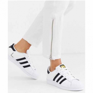 adidas Originals Superstar Trainers In White And Black Sale @Asos UK