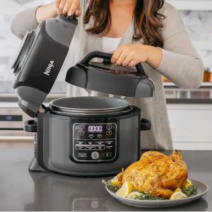 Ninja Foodi Pressure Cooker with TenderCrisp & Dehydrate OP302 @Kohl's