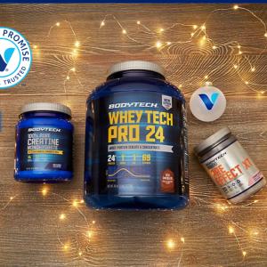 Vitamin Shoppe 官网 BodyTech® & BodyTech® Elite品牌系列运动补剂、营养品特卖