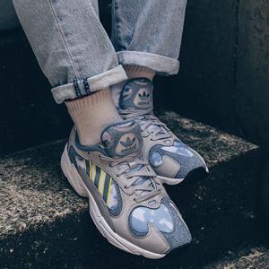 adidas UK官網Adidas阿迪達斯 YUNG-1 中性流雲老爹鞋特賣