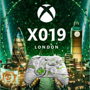黑五預告:X019 London - Xbox 折扣披露 @Microsoft Store