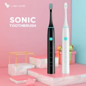 11.11:Vence声波电动牙刷 附赠6支牙刷头 2色可选