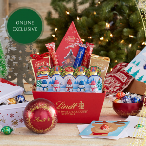 10% off $50+, 20% off $75+, 30% off $150+ sitewide @ Lindt