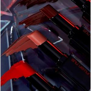 Shu Uemura植村秀官網網一全場護膚美妝熱賣 收小黑方唇膏RD163, 784 卸妝油 硬頭眉筆