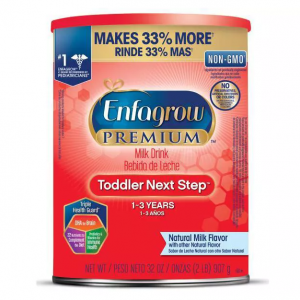 Select Enfamil, Similac, Earth's Best, Pure Bliss and Gerber Baby Formula Sale @ Target