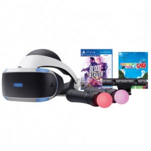 黑五預告:PS VR 雙手柄套裝 +《血與真相》《大眾高爾夫》@ Best Buy