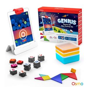 Osmo Genius Starter Kit for iPad (NEW VERSION)  @Amazon