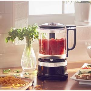 KitchenAid 5 Cup大容量食物处理机搅拌机 KFC0516WH,立减$20 @Amazon