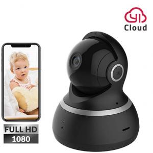 YI Dome Camera 1080p HD Pan/Tilt/Zoom Wireless IP for £28.25 @Amazon UK