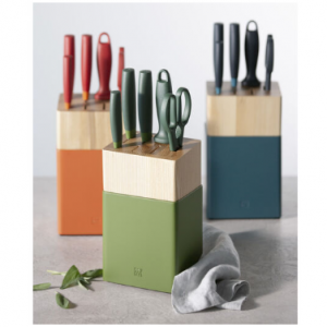 64% OFF Zwilling Now S 6-pc Knife Block Set @Zwilling US