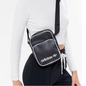 adidas Originals Vintage Mini Airliner Crossbody Bag @ Urban Outfitters