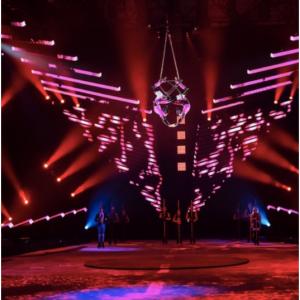 Groupon - 太陽馬戲團全美巡演進行時,陪你過跨年,空中冰上輪番上陣