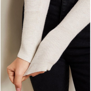 All Cashmere @Ann Taylor