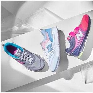 Nike,Jordan,New Balance等品牌儿童运动鞋特惠 @ Gilt