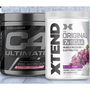20% off Cellucor & Scivation sports nutrition @ Vitamin Shoppe