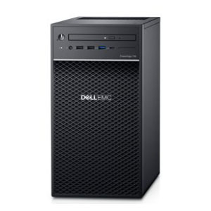 PowerEdge T40 迷你塔主机 (E-2224G, 8GB, 1TB) @ Dell