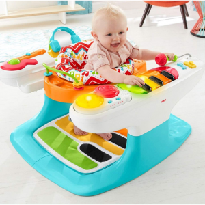 Fisher-Price 4-in-1 Step 'n Play Piano @ Amazon