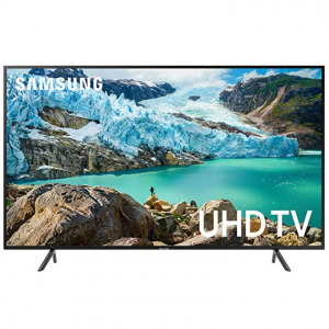 "Samsung 75"" RU7100 4K HDR Smart TV 2019 Model @ Amazon"