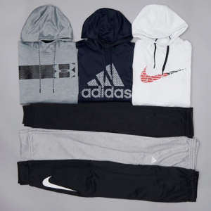 Eastbay 精選Nike、Adidas、Jordan、Champion等運動服、衛衣等促銷