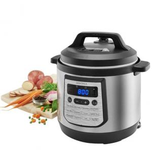 Insignia™ - 8qt Digital Multi Cooker - Stainless Steel @ Best Buy