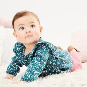 Carter's官网精选儿童、宝宝纯棉服饰折上折优惠