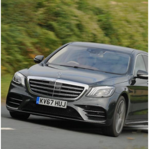Brand New Mercedes-Benz S Class Diesel S350D L AMG Line 4DR 9G-Tronic for £46,995 @Drive the Deal