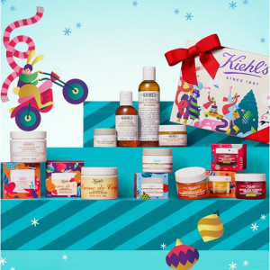 Kiehl's Spend $65+ and receive a free tote bag