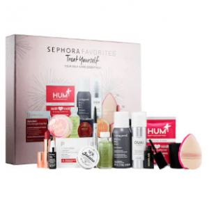 SEPHORA FAVORITES Treat Yourself: Your Self Care Essentials Set