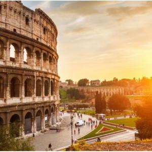 Groupon - 6天羅馬機票+酒店旅行套餐,美國多地出發
