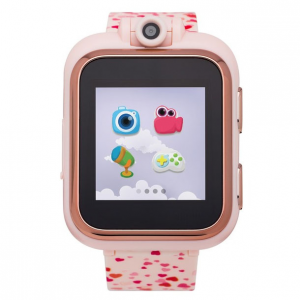 I TOUCH Pink Heart Itouch PlayZoom Kids Smartwatch, 55mm @ Nordstrom Rack