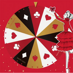 Back! Estee Lauder Spin To Win Offer